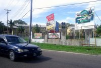 reklamy przy drodze