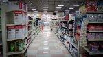 wnętrze supermarketu
