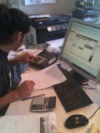 praca w biurze rachunkowym